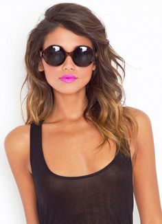 Lips + Tan for Summer!