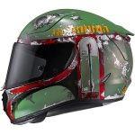 Star Wars - Boba Fett crash helmet .