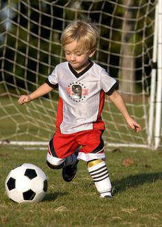 Make them play team sports, especially in the beautiful summer <3 Start them young. Build skills early! Sign up for a 3v3 tournament today at www.kickit3v3.com