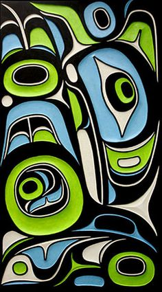 Raven Panel  Don Yeomans  Haida / Metis Nations