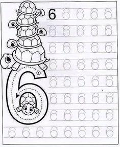 New System-Suitable Numbers Line Study - Preschool Children Akctivitiys Preschool Writing, Numbers Preschool, Preschool Learning Activities, Math Numbers, Preschool Lessons, Kindergarten Math, Preschool Printables, Kids Learning, Kids Math Worksheets