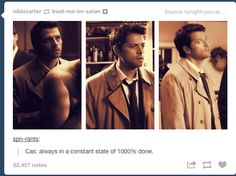 I love the last one. They just need to add the one of him in the closet in the Ghostfacers mini episode!