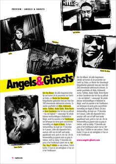 Nightcode - December 2008 - Angels & Ghosts