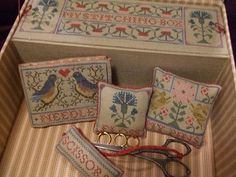 Cartonnage. French for box.  Many wonderfully finished pieces, quality workmanship