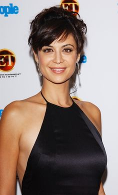 Entertainment Tonight and People Magazines Annual Emmy Party - Arrivals Actress Catherine Bell attends the Entertainment Tonight's Annual Emmy Awards Party sponsored by People Magazine at the Mondrian September 2004 in West Hollywood, California. Beautiful Celebrities, Beautiful Actresses, Beautiful Women, Katherine Bell, Lisa Bell, Bed Hair, Messy Updo, People Magazine, Up Girl