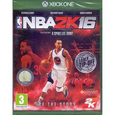 NBA 2K16, Xbox One, Sports