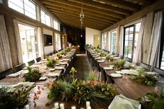 Awesome table setting  16. Table Setting Theme  #modcloth #wedding
