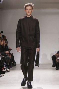 John Lawrence Sullivan Menswear Fall Winter 2014 Paris - NOWFASHION