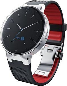 Alcatel One Touch Medium/Large Black Watch  http://stylexotic.com/alcatel-one-touch-mediumlarge-black-watch/