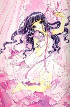 Daidouji Tomoyo | Cardcaptor Sakura #manga