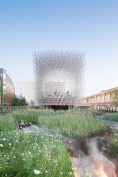 Wolfgang Buttress' The Hive at Milan Expo 2015