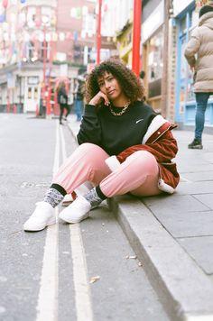 #nike #london #streetfashion #chinatown Nike London, Illustration Art, Street Style, Fashion, Moda, Urban Style, Fashion Styles, Street Style Fashion, Fashion Illustrations