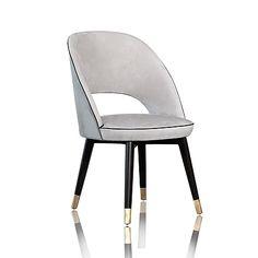 Anna Casa Interiors - Colette Chair by Baxter