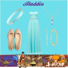 Disney Prom Jasmine by TennesseeDarling on deviantART
