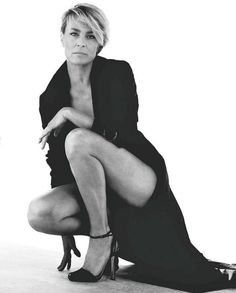 Elements of Style Blog | Fashion Friday: Claire Underwood | http://www.elementsofstyleblog.com