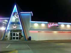 Two story Whataburger in Corpus.