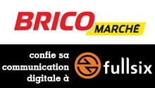 L'agence FullSIX a été choisie, à l'issue de la compétition lancée par la marque Bricomarché, pour l'accompagner dans sa stratégie digitale.