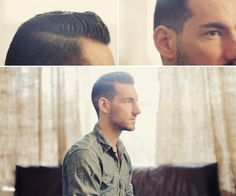 THE ART OF THE CLASSIC AMERICAN HAIRCUT | TOMCATS BARBERSHOP