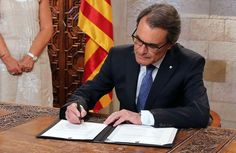 Espagne : la Catalogne annonce des élections régionales anticipées - liberation.fr, 3 AOÛT 2015