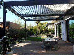 Pergola Ideas For Patio Outdoor Decor, Terrazzo, Outdoor Living, House Furniture Design, Pergola Lighting, Pergola Designs, Garage Pergola, Outdoor Design, Backyard Living