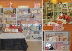 harmonía cromática, color, atractivo, facilitar la compra, visual merchandising, ideas