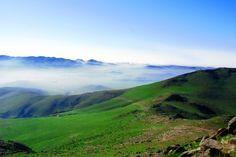 草原の旅、モンゴル