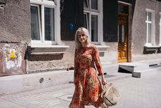 Summer outfit inspiration for woman. Colorful, A-line, pattern dress perfect for casual and elegant occasions! Pattern Dress, Dress Patterns, Summer Outfits, Colorful, Woman, Elegant, Casual, Inspiration, Dresses