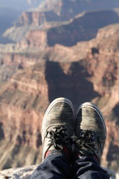 My Vans have traveled far and wide this year, 12states, 14national parks, 30,000miles and still have two months of adventuring left! #vans #offthewall #adventure