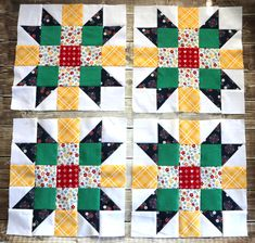 Block of the Meet the Makers Quilt Along from Riley Blake Designs. Free quilt block tutorial with free video instructions. Quilt Square Patterns, Patchwork Quilt Patterns, Pattern Blocks, Square Quilt, Quilting Patterns, Quilting Tutorials, Quilting Projects, Quilting Designs, Sewing Projects