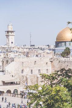 Que voir à Jérusalem ? | Les dessous de Marine