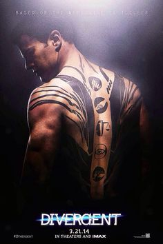 Divergent / Poster / Four / Tobias