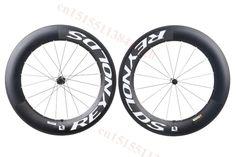 Super Light 60mm clincher 88mm road bike tubular wheelset carbon road wheels 23mm,25mm Wide U Shape carbon bike wheels