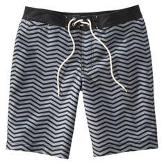 converse one star mens swim trunks -- zig zag stripe $23 #target