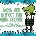 Do your kids love Froggy books?  If so, then grab your favorite Froggy books!  This MINI unit includes readers response sheets,  a venn diagram for...