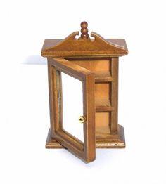 sale Medicine Cabinet dollhouse miniature for jewelry