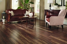 Bold looks like Natural Acacia add character without compromising your style. [Bold Looks | Flooring Trends 2015]