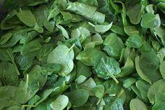 spinazie is rijk aan magnesium