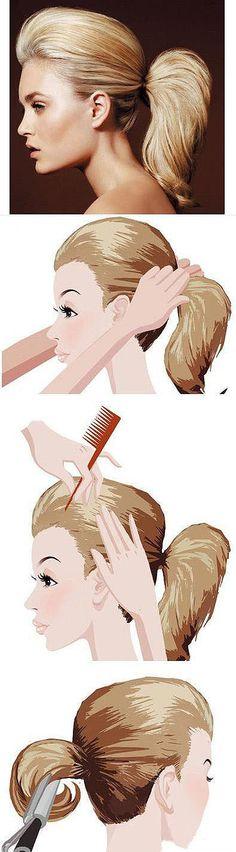 barbie hair cute