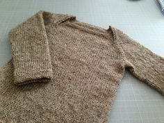 Ravelry: Tinathing's Baby sweater no. 2