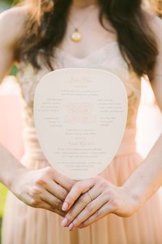 Ceremony site support: http://www.stylemepretty.com/2015/09/08/ways-to-involve-friends-in-your-wedding/