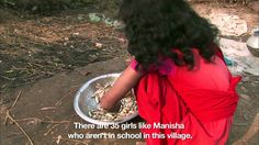 To Educate A Girl - Manishas Story