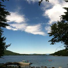 Alton Bay - Lake Winnipesaukee NH