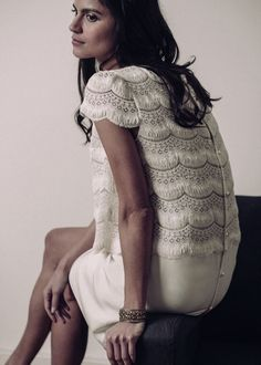 Laure de Sagazan collection robes civiles 2016