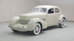 The 1935-36 Cord 810/812