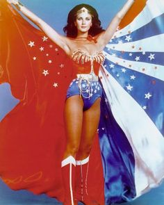 Wonder Women (70's), have pics of me and sis dressed as wonder woman for halloween, my mom used leotards and tights and those plastic masks, lol