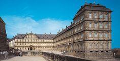 New Residence,Bamberg,Germany.Built 1613. Новая резиденция, Бамберг, Германия. Построен 1613. 新公寓,班贝格,德国。 建于1613年。