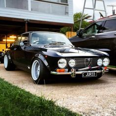 The owner of this amazing Alfa Romeo 105 has built the car of his dreams and I am sure others as well. The biggest modification is the removal of the factory engine and replacing it with a Nissan SR20. The engine has been...