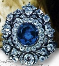 The Wittelsbacher Famous Blue Diamond Over Three Hundred Years of History (1664- 2008) 1664 King Philip IV of Spain FORMED A collection of the finest gems Hanes dowry of his daughter, Teresa...