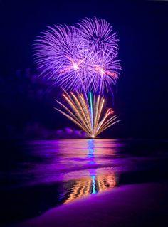 Explosive Fireworks Photos