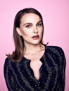 Natalie Portman photographed by Dan Doperalski for the Variety Playback podcast (November 2016)
